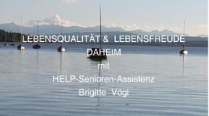 LEBENSQUALITÄT - DAHEIM erhalten