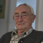 Zufriedener Senior