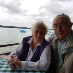 Seniorenpaar am Wörthsee